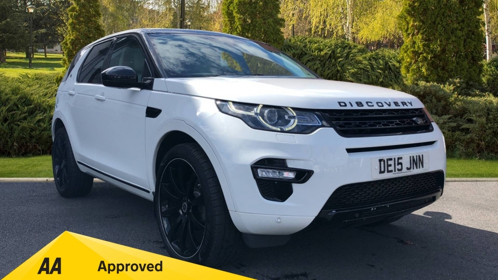 Land Rover Discovery Sport 2.2 SD4 HSE 5dr Diesel Automatic Estate (2015)