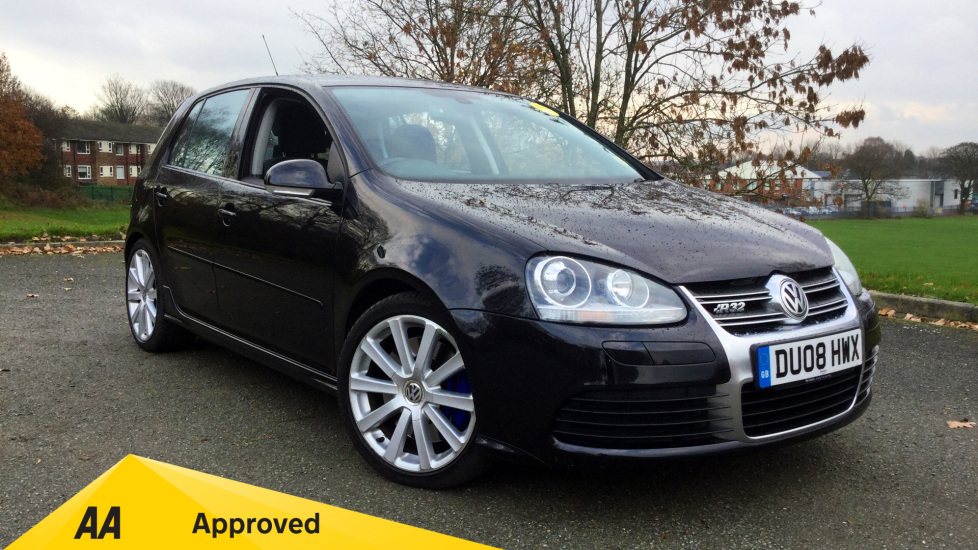 Volkswagen Golf 3.2 V6 R32 4MOTION 5dr Hatchback (2008) at Renault Bury thumbnail image