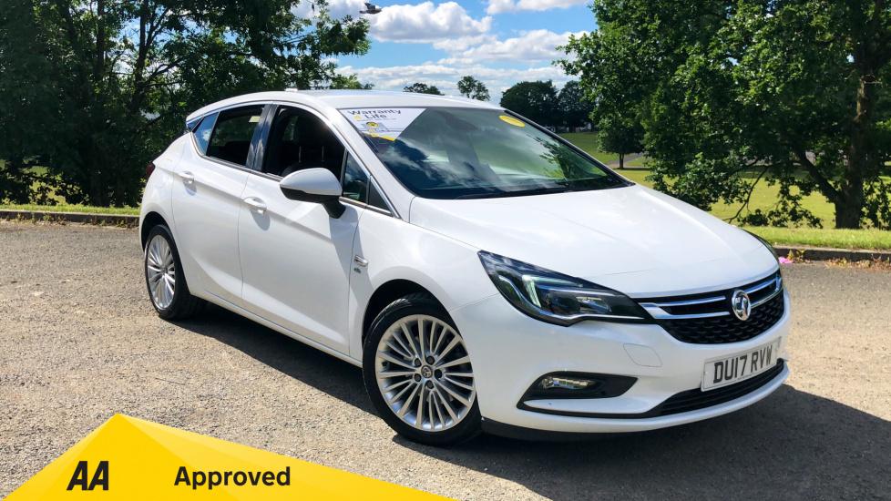 Vauxhall Astra 1.6 CDTi 16V 136 Elite Nav 5dr Diesel Hatchback (2017) image