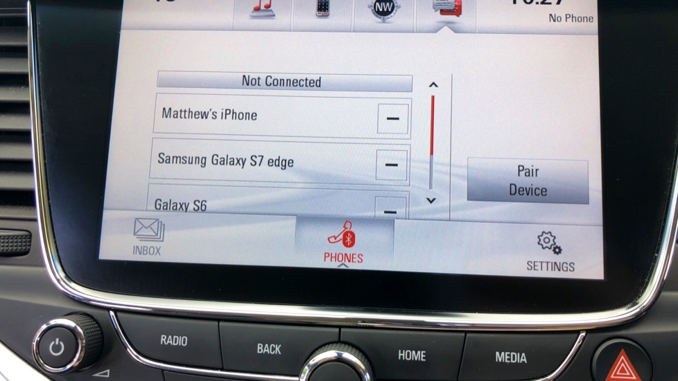 Vauxhall Astra 1.6 CDTi 16V 136 Elite Nav 5dr image 31