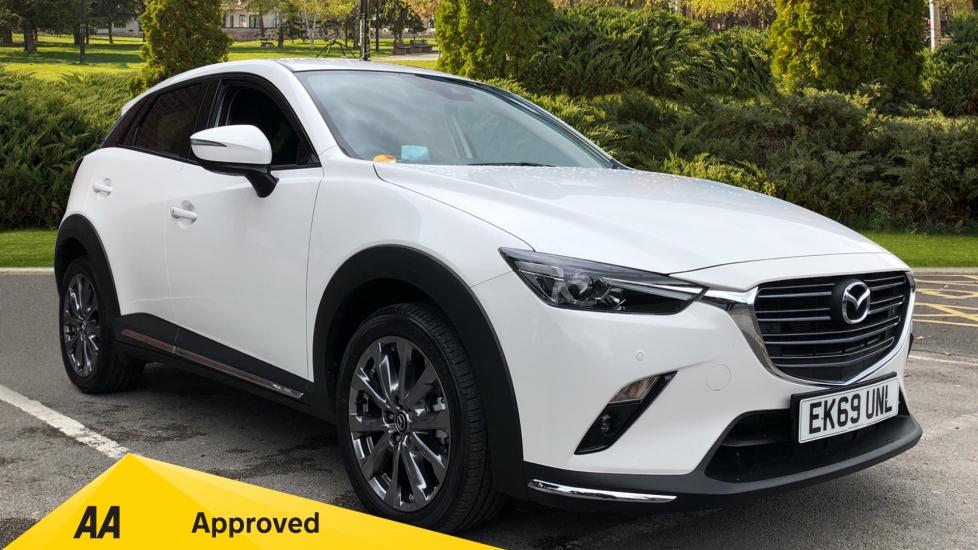 Mazda CX-3 2.0 Sport Nav + Automatic 5 door Hatchback (2019)
