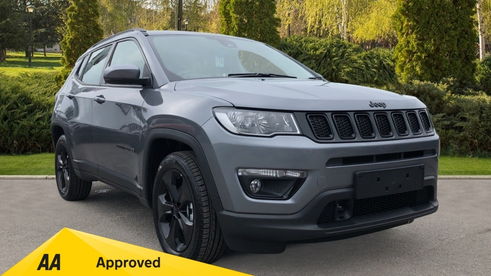 Jeep Compass 1.4 Multiair 140 Night Eagle (2WD) SPECIAL EDITIONS 5 door