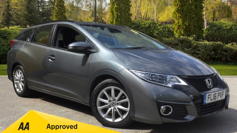 Honda Civic 1.6 i-DTEC SE Plus 5dr [Nav] Diesel Estate (2016) image