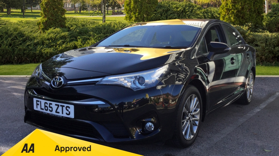 Toyota Avensis 1.6D Business Edition 4dr Diesel Saloon (2015)