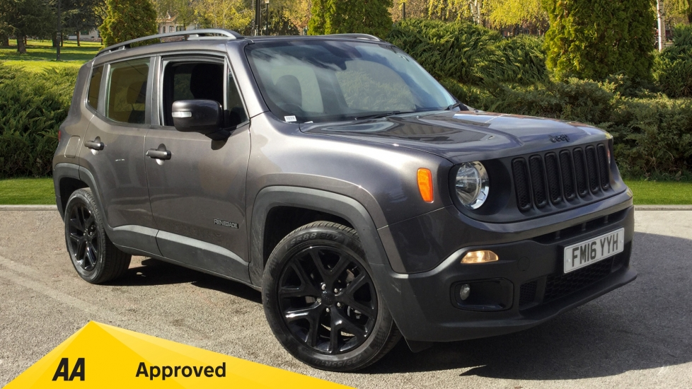 Jeep Renegade 1.6 Multijet Dawn Of Justice 5dr Diesel Hatchback (2016) image
