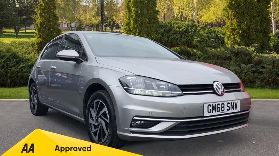 Volkswagen Golf 1.6 TDI Match 5dr [Front/Rear Sensors][Adaptive Cruise] Diesel Hatchback (2019)