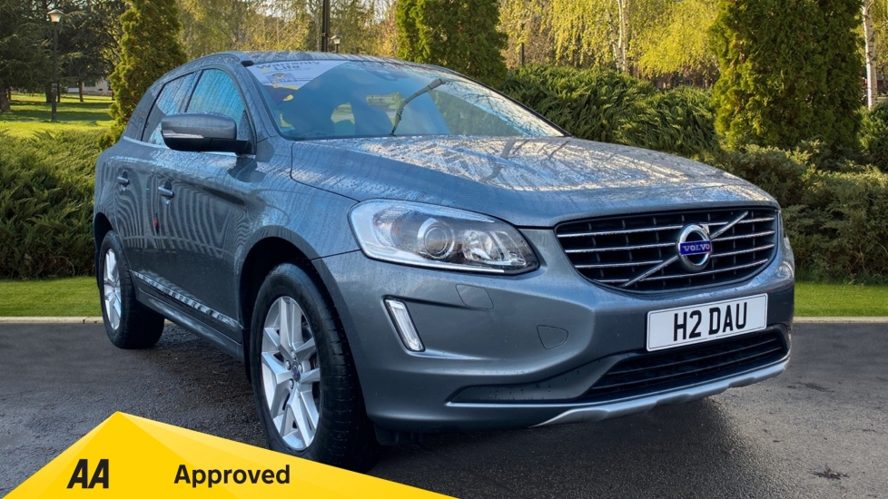 Volvo XC60 D4 [190] SE Lux Nav 5dr Geartronic 2.0 Diesel Automatic Estate (2017)