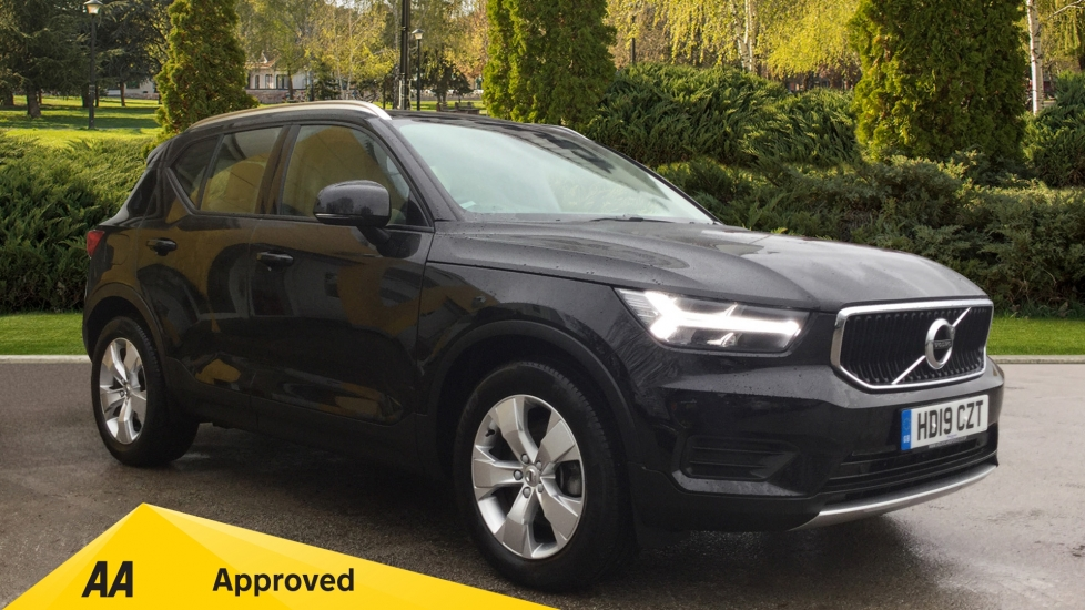 Volvo XC40 2.0 T4 Momentum 5dr AWD Geartronic - Reverse Cam, Parking Sensors & Sat Nav Automatic Estate (2019)
