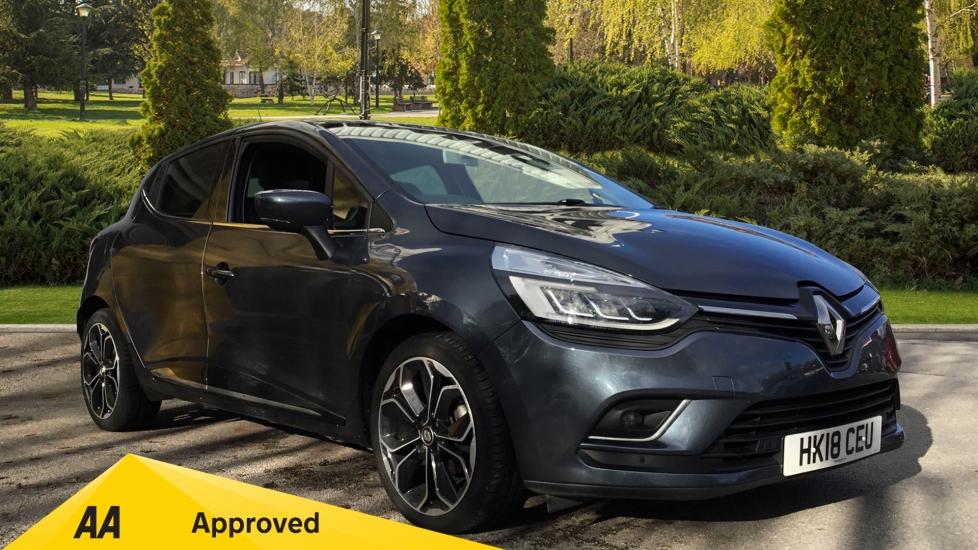 Renault Clio 1.5 dCi 90 Signature Nav 5dr Diesel Hatchback (2018)