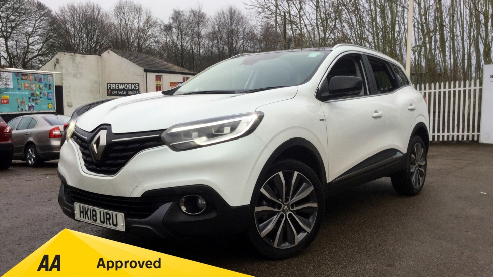 Renault Kadjar 1.5 dCi Signature Nav 5dr Diesel Hatchback (2018) available from Preston Motor Park Fiat and Volvo thumbnail image