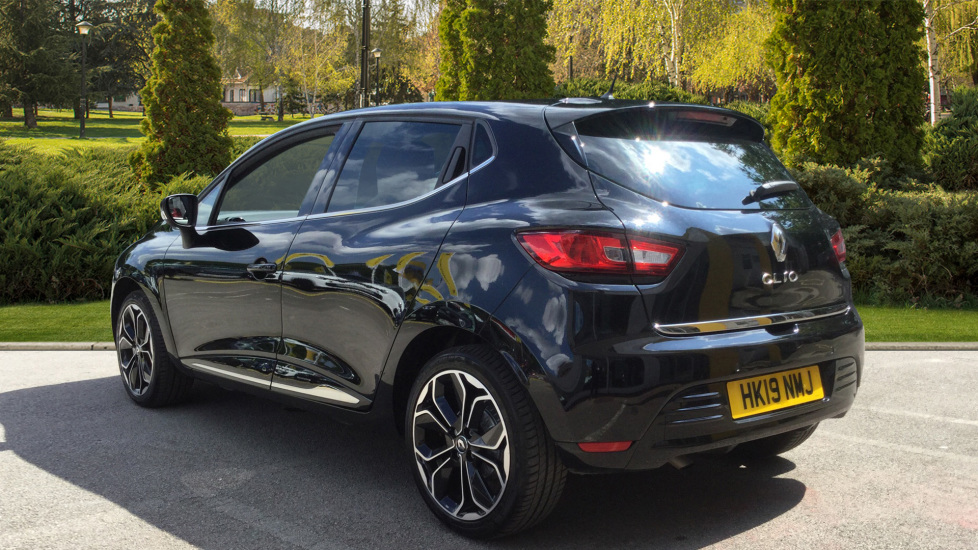 Renault Clio 0 9 TCE 90 Iconic 5dr Hatchback (2019) at Renault Bury
