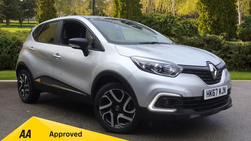 Renault Captur 1.5 dCi 90 Dynamique Nav 5dr Diesel Hatchback (2018)
