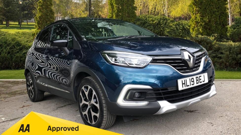 Renault Captur 1.5 dCi 90 GT Line 5dr Diesel Hatchback (2019) image