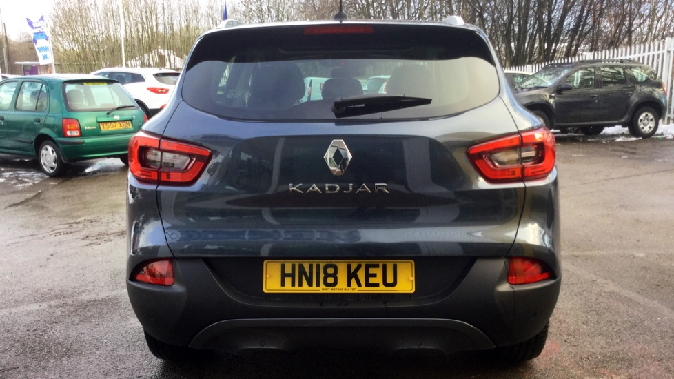 Renault Kadjar 1.5 dCi Signature Nav 5dr image 6