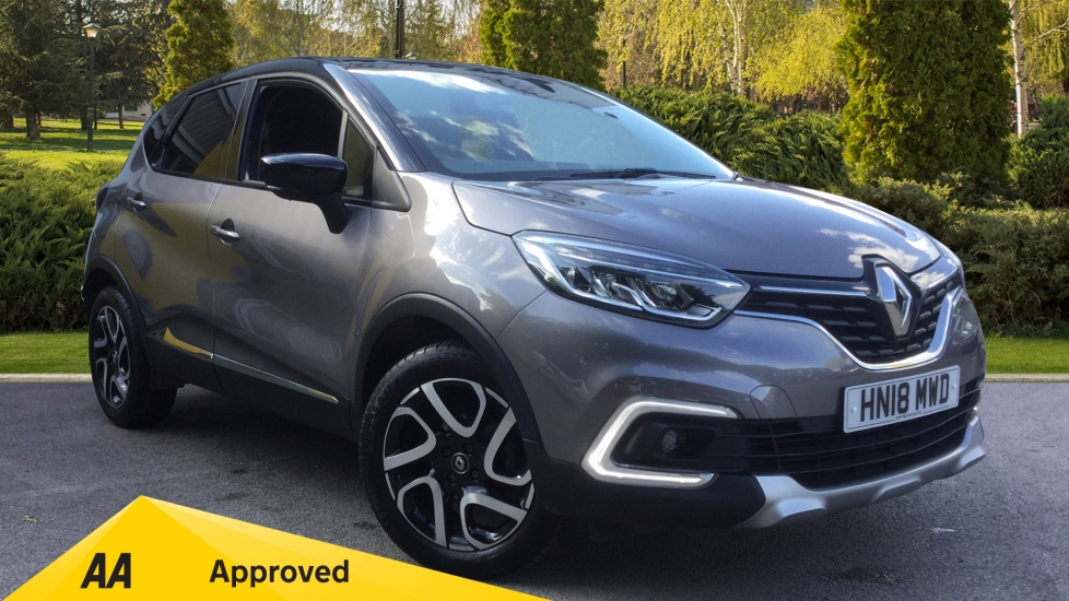 Renault Captur 0.9 TCE 90 Dynamique S Nav 5dr Hatchback (2018) available from Bolton Motor Park Abarth, Fiat and Mazda thumbnail image