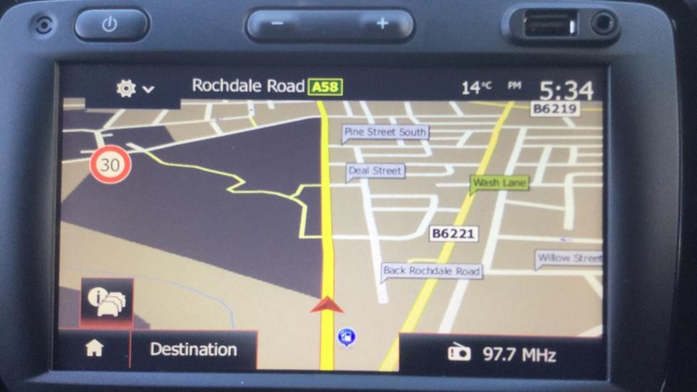 Renault Captur 0.9 TCE 90 Dynamique S Nav 5dr image 21