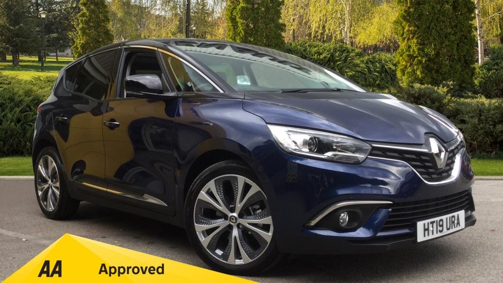 Renault Scenic 1.3 TCE 140 Signature 5dr Estate (2019) image