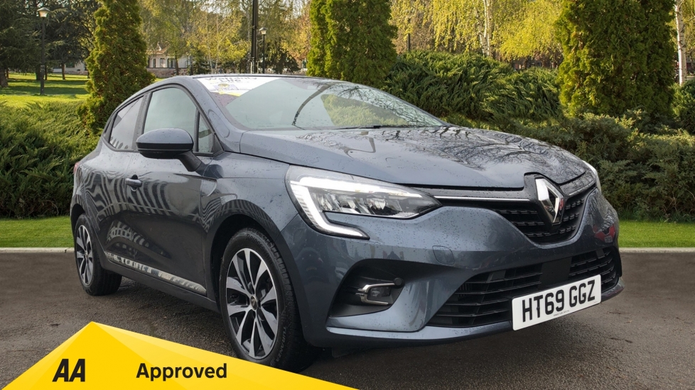 Renault Clio 1.0 TCe 100 Iconic 5dr Hatchback (2019)