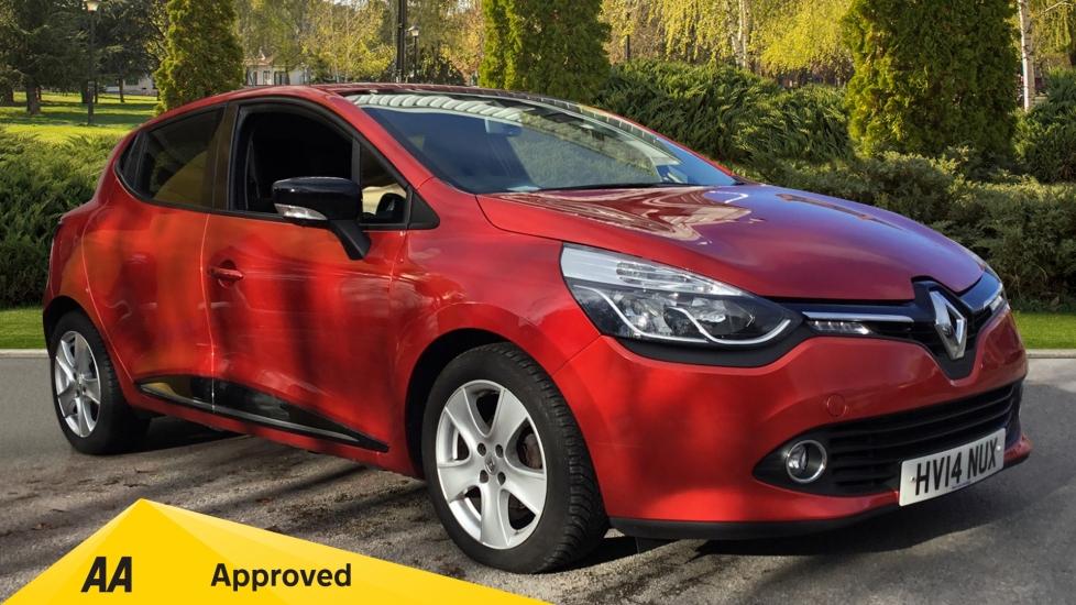 Renault Clio 1.5 dCi 90 Dynamique MediaNav Energy 5dr Diesel Hatchback (2014  ) image