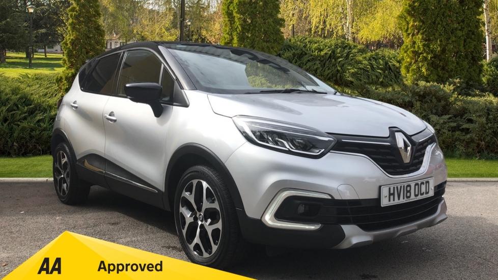 Renault Captur 1.5 dCi 90 Signature X Nav 5dr Diesel Hatchback (2018)