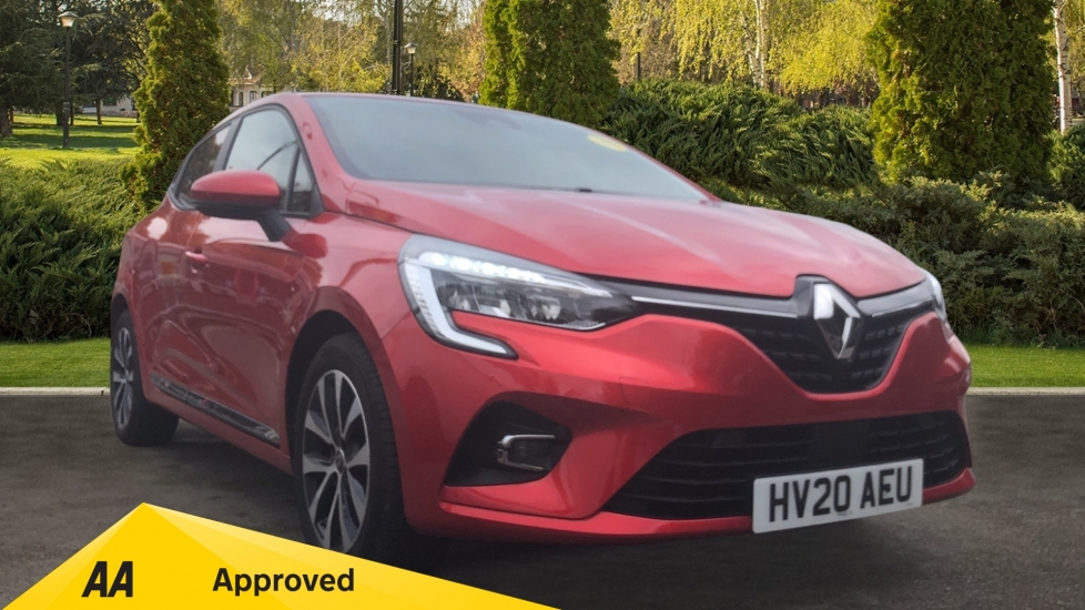 Renault Clio 1.0 TCe 100 Iconic 5dr Hatchback (2020)