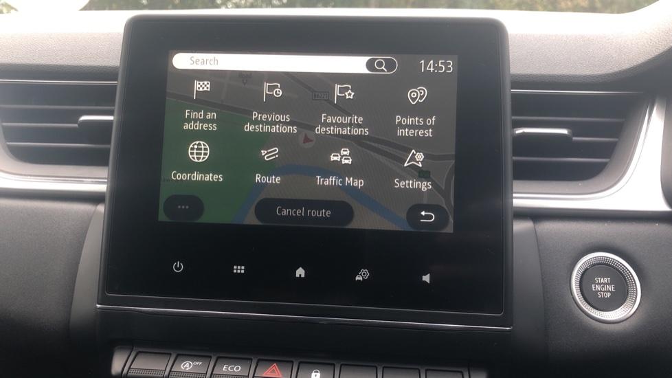 Renault Captur 1.0 TCE 100 Iconic 5dr with Parking Sensors, Sat Nav & Lane Departure Warning image 25