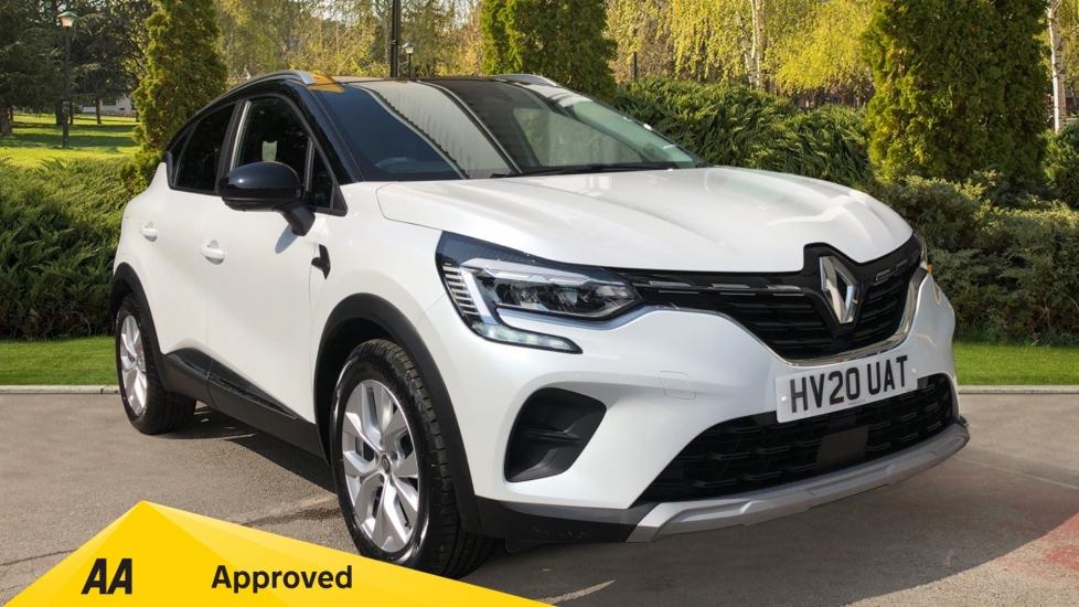 Renault Captur 1.5 dCi 95 Iconic 5dr - Lane Departure Warning, Parking Sensors & Sat Nav Diesel Hatchback (2020) image