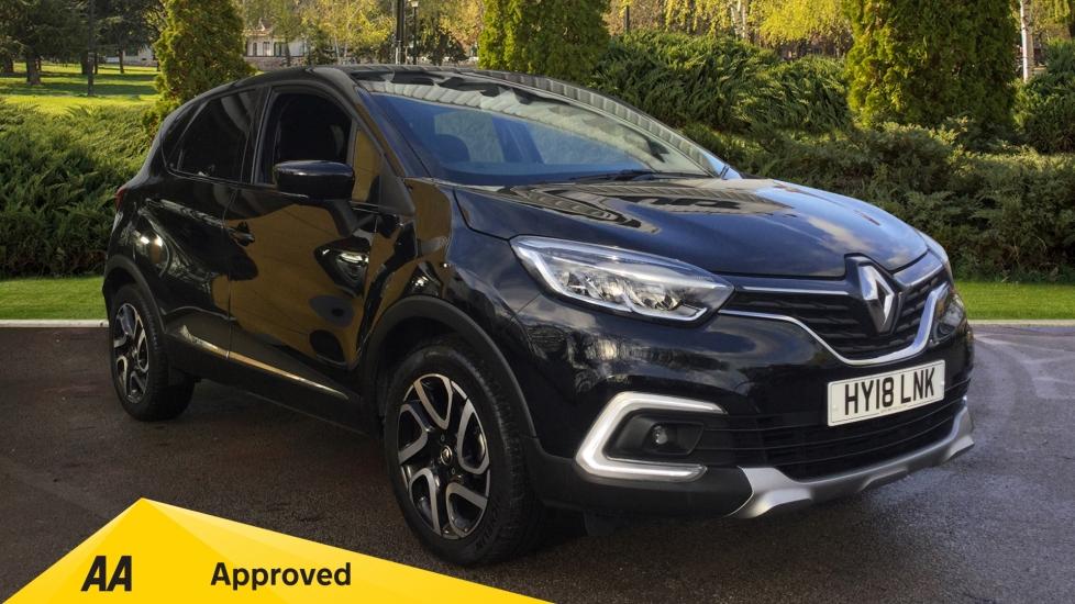 Renault Captur 0.9 TCE 90 Dynamique S Nav 5dr Hatchback (2018) image