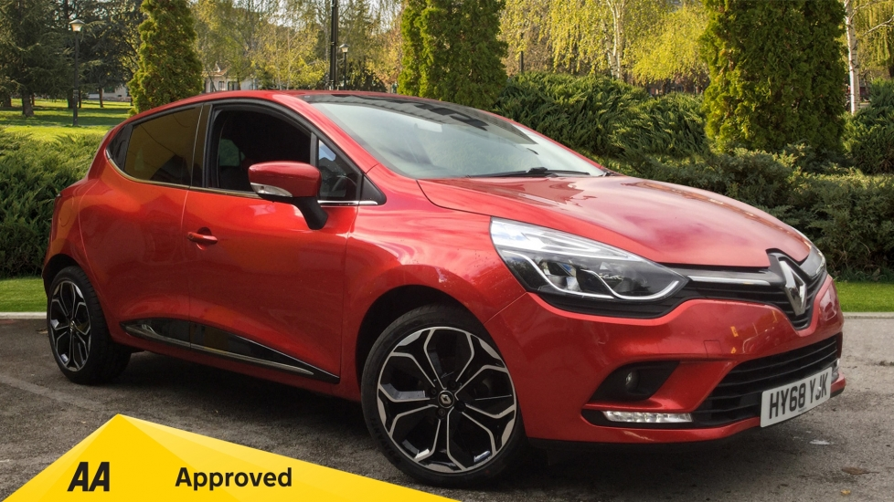Renault Clio 0.9 TCE 90 Iconic 5dr Hatchback (2018) image