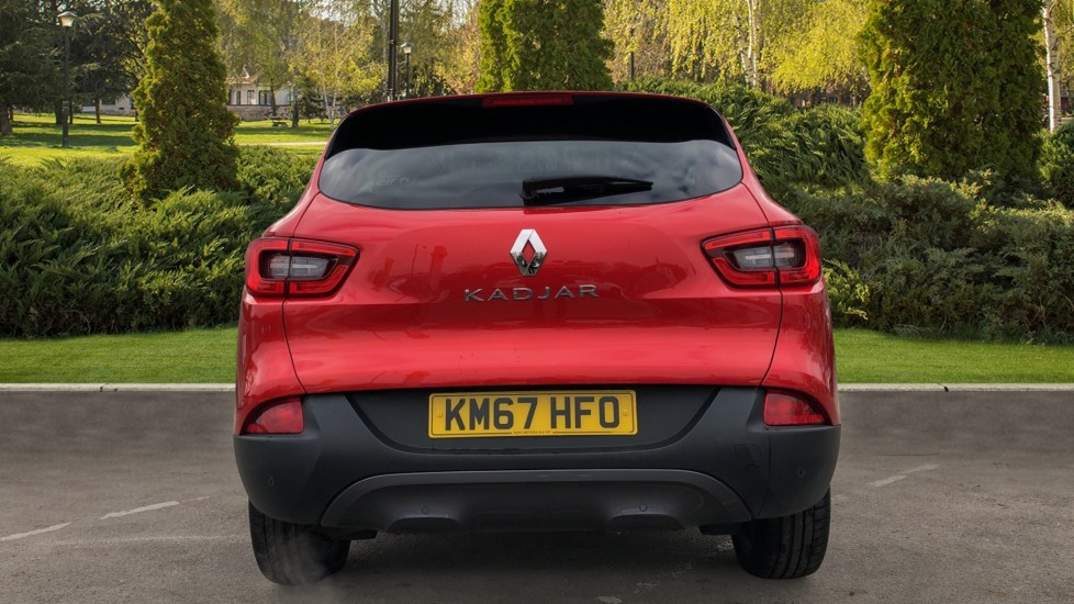 Renault Kadjar 1.2 TCE Signature Nav 5dr with Panoramic Sunroof, Sat Nav & Parking Sensors image 6