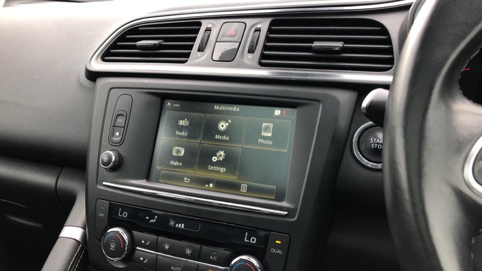 Renault Kadjar 1.2 TCE Signature Nav 5dr with Panoramic Sunroof, Sat Nav & Parking Sensors image 23