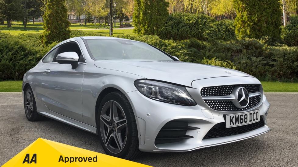 Mercedes-Benz C-Class C200 AMG Line Premium 2dr 9G-Tronic 1.5 Automatic Coupe (2018) image