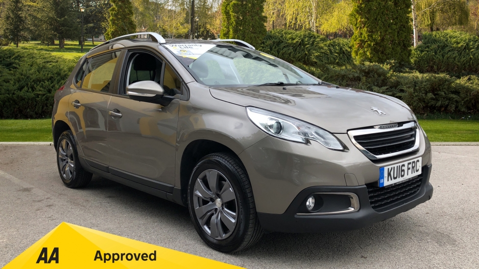 Peugeot 2008 SUV 1.2 PureTech Active 5dr Estate (2016)