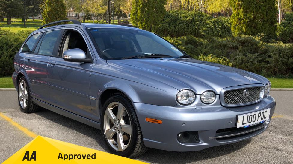 Jaguar X-Type 2.2d SE 2009 5dr DPF Diesel Automatic Estate (2009)