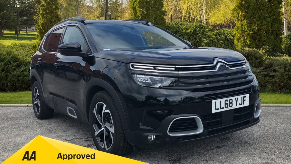 Citroen C5 Aircross SUV 1.5 BlueHDi 130 Flair 5dr Diesel Hatchback (2019)