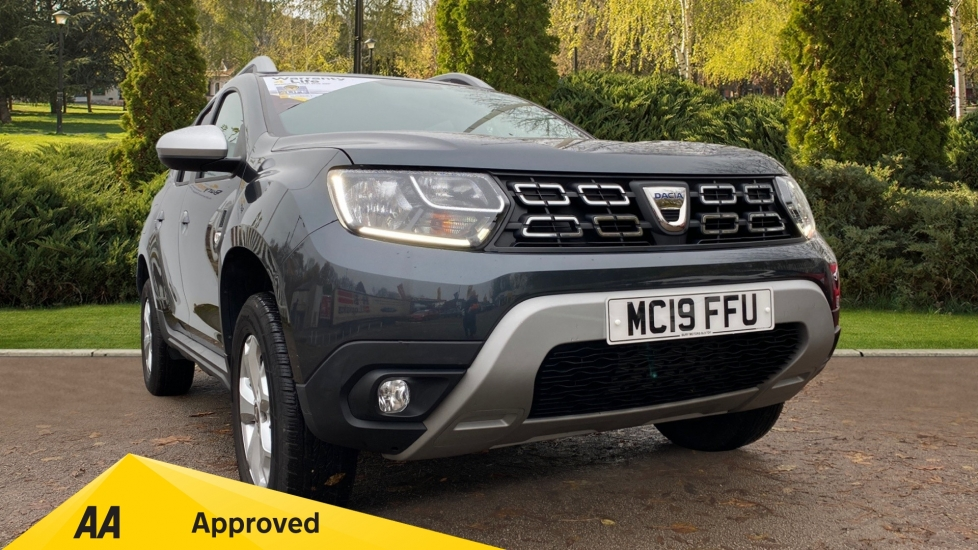 Dacia Duster 1.6 SCe Comfort 5dr Estate (2019)
