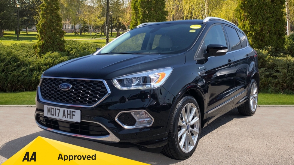 Ford Kuga 2.0 TDCi 2WD - 19 inch Vignale Alloy, Appearance Pack & Vignale Bumper Styling Pack Diesel 5 door Estate (2017)