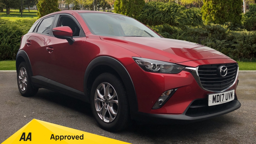 Mazda CX-3 2.0 SE-L Nav 5dr Hatchback (2017)