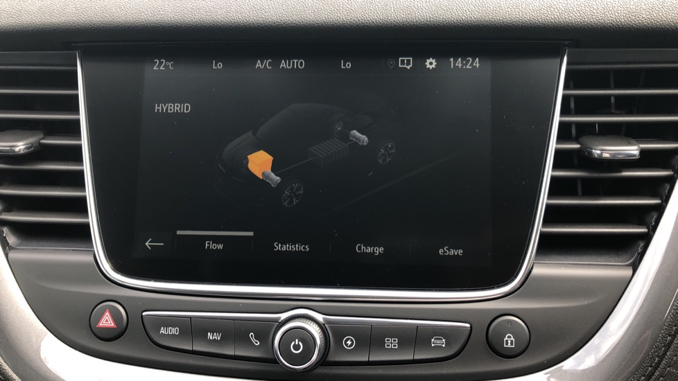 Vauxhall Grandland X 1.6 Hybrid4 300 Elite Nav image 27
