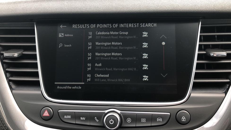 Vauxhall Grandland X 1.6 Hybrid4 300 Elite Nav image 32