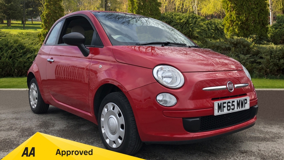 Fiat 500 1.2 Pop [Start Stop] 3 door Hatchback (2015) at Renault Bury thumbnail image