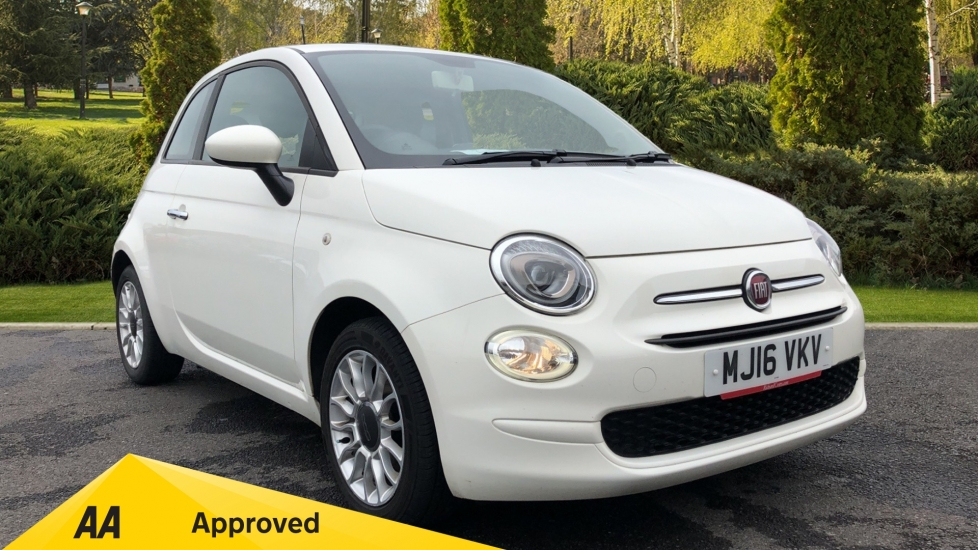 Fiat 500 1.2 Pop Star 3dr Hatchback (2016) image