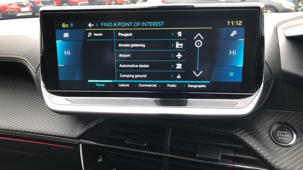 Peugeot 2008 SUV 100kW GT Line 50kWh image 27