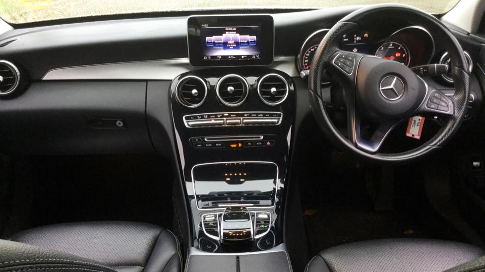 Mercedes-Benz C-Class Saloon C220 BlueTEC Sport 2 1 Diesel Automatic 4 door  Saloon (2014) at Renault Bury