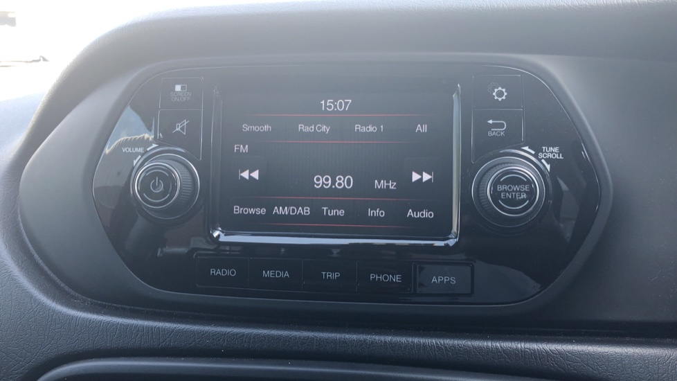 Fiat Tipo 1.4 Easy Plus 5dr - Multifunctional Steering Wheel, Cruise Control & Bluetooth image 14