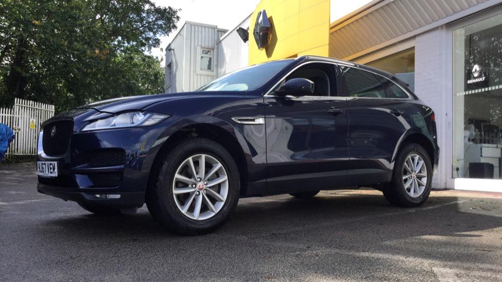 Jaguar F-PACE 2 0d Prestige 5dr AWD Diesel Automatic Estate (2018) at  Renault Bury