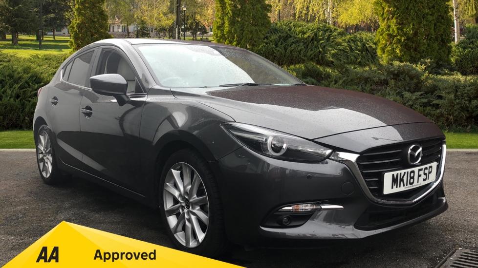Mazda 3 2.0 Sport Nav 5dr Hatchback (2018) image