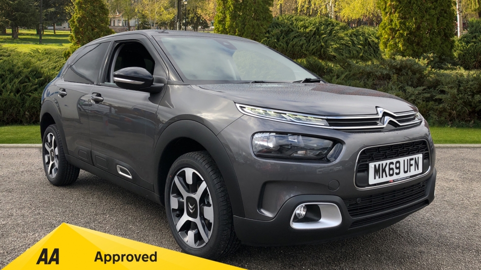 Citroen C4 Cactus 1.2 PureTech Flair EAT6 5dr Automatic Hatchback (2020) image