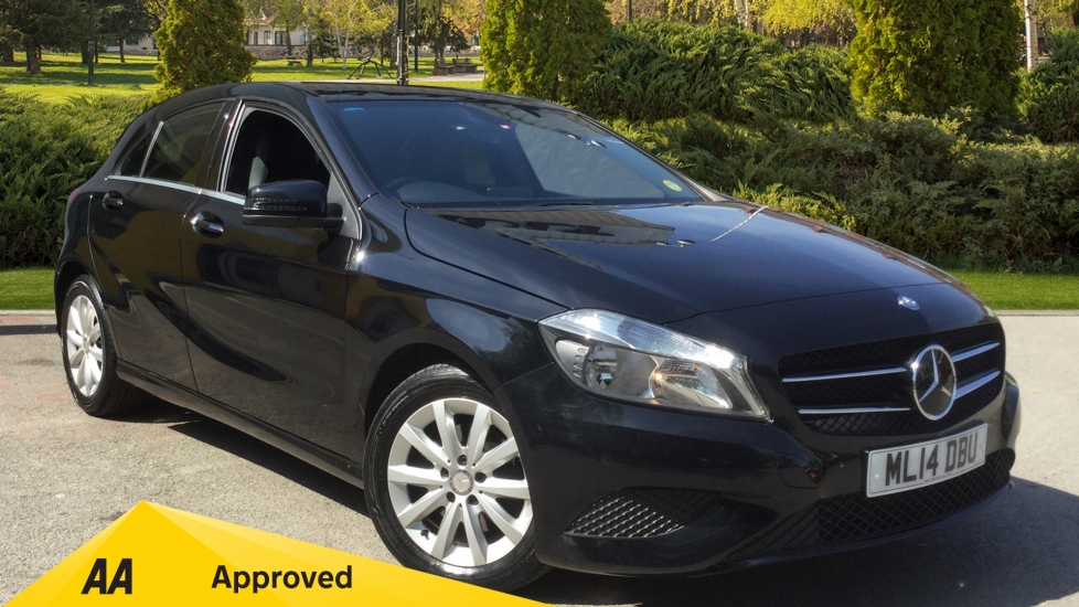 Mercedes-Benz A-Class A180 BlueEFFICIENCY SE 5dr 1.6 Hatchback (2014) image