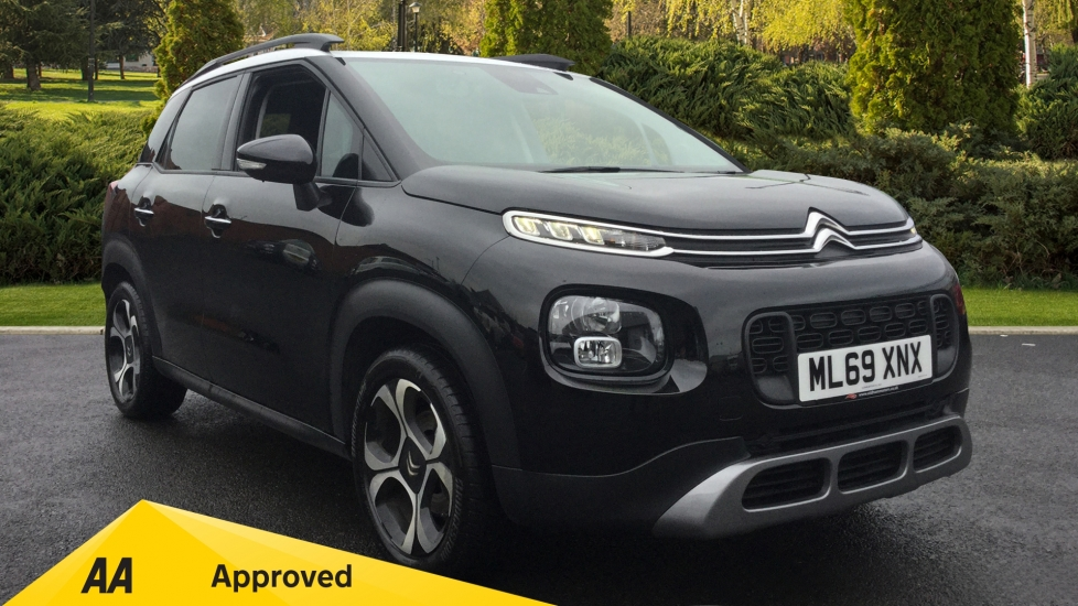 Citroen C3 Aircross SUV 1.2 PureTech 110 Flair 5dr [6 speed] Hatchback (2019)